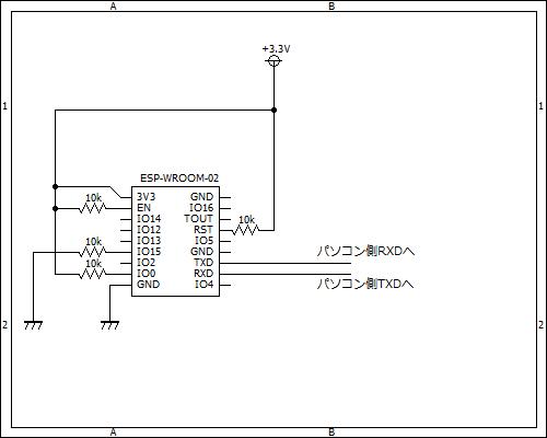 WROOM-02回路図